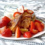 Baked Yoghurt French Toast with Banana Recipe