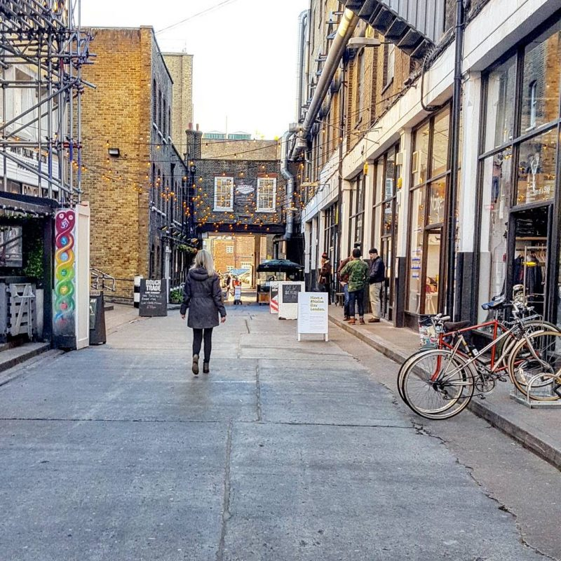 Out & About|| The Old Truman Brewery, Pop-up Exhibitions