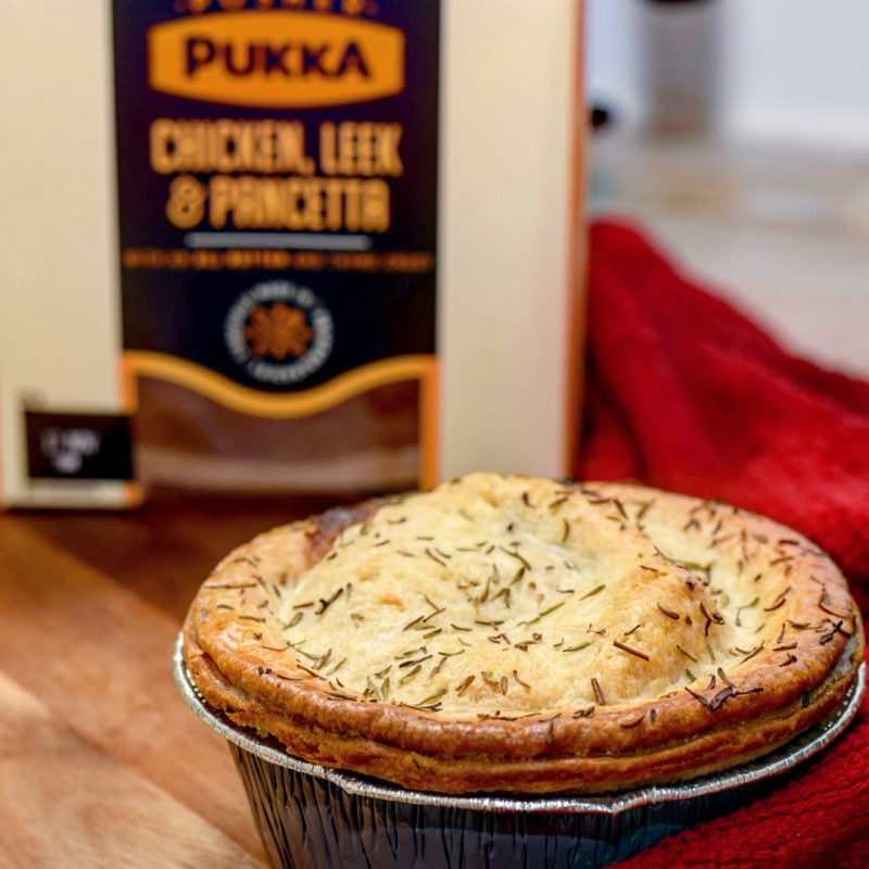 Foodie Finds|| Pukka Pies Posher Pies & The Traditional Favourites, Review