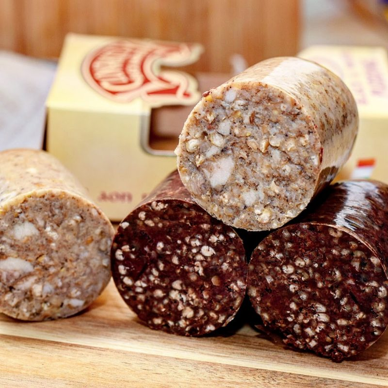 Clonakilty Black pudding & white pudding review