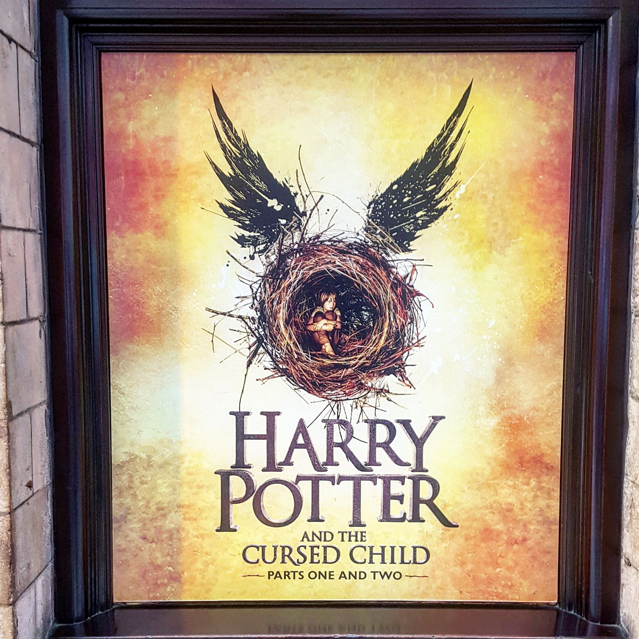 Harry Potter and the Cursed Child, Harry Potter Play London, Palace Theatre