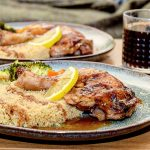 Lemon and Rosemary Slow Cooker Chicken Recipe