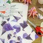O2 Centre Finchley Road Festive Origami Workshop