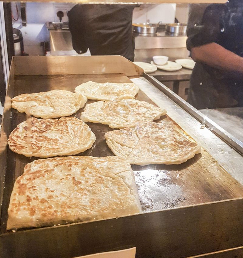 Roti King Euston London Review