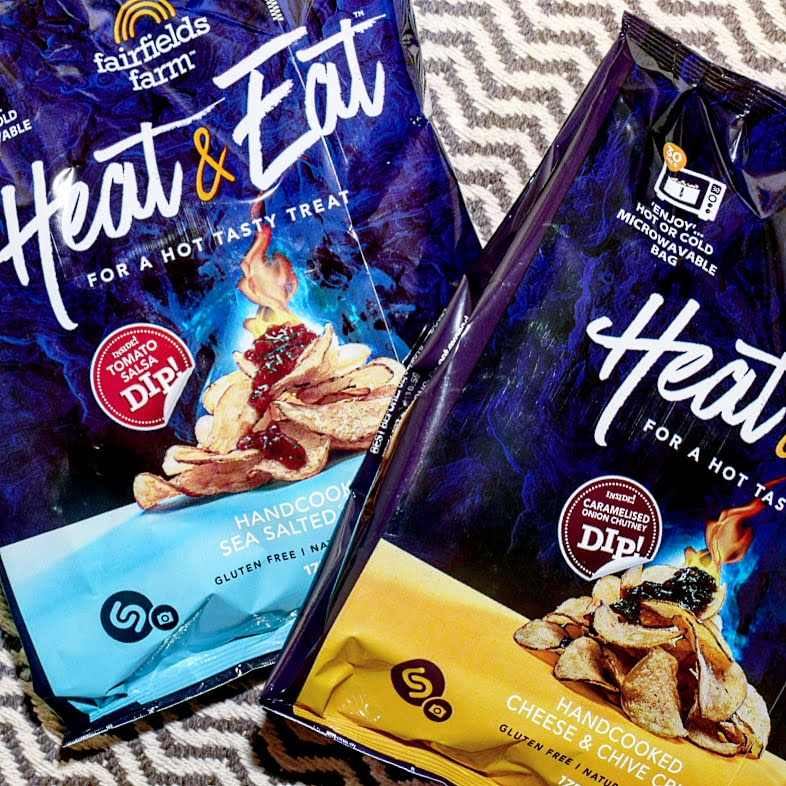 Fairfields Farm Heat & Eat Crisp Review