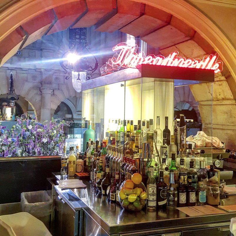 Threadneedle Bar, international womens day and womens history month cocktails