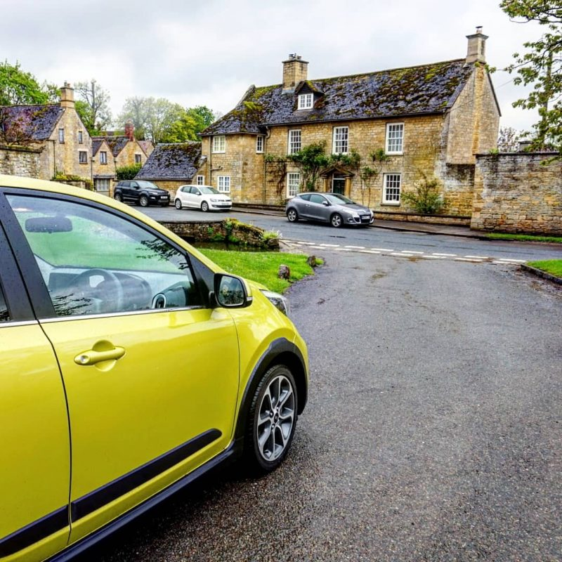 A day out in the cotswolds with Kia Picanto
