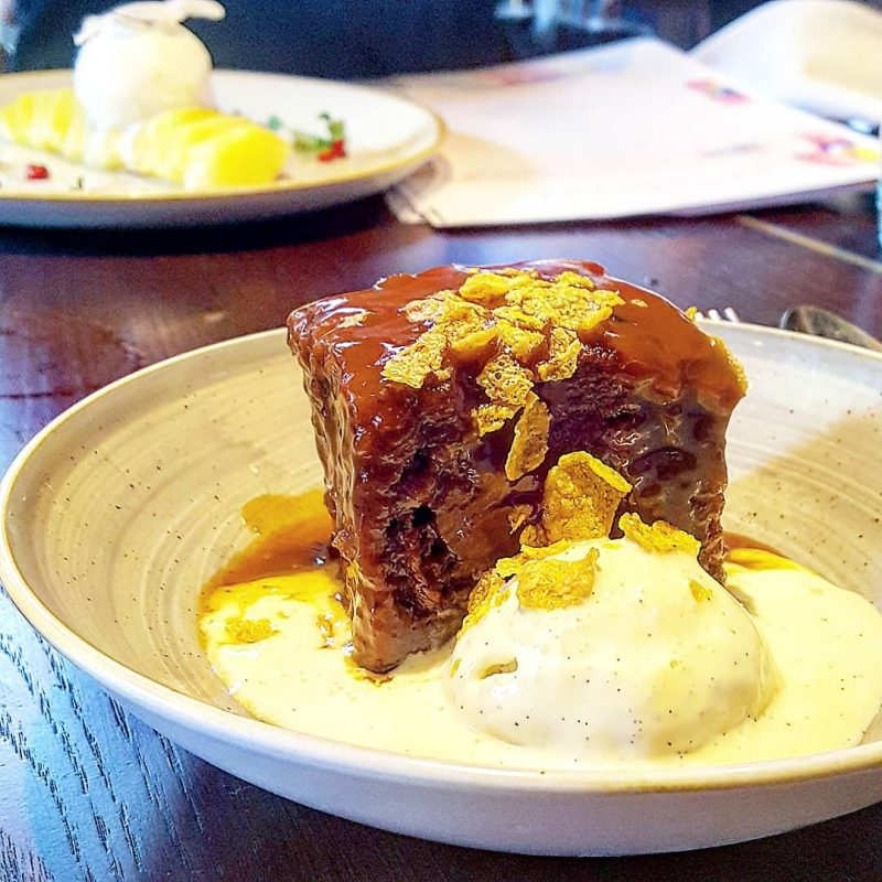 Brunch at Broadleaf London with Flavour Venue Search