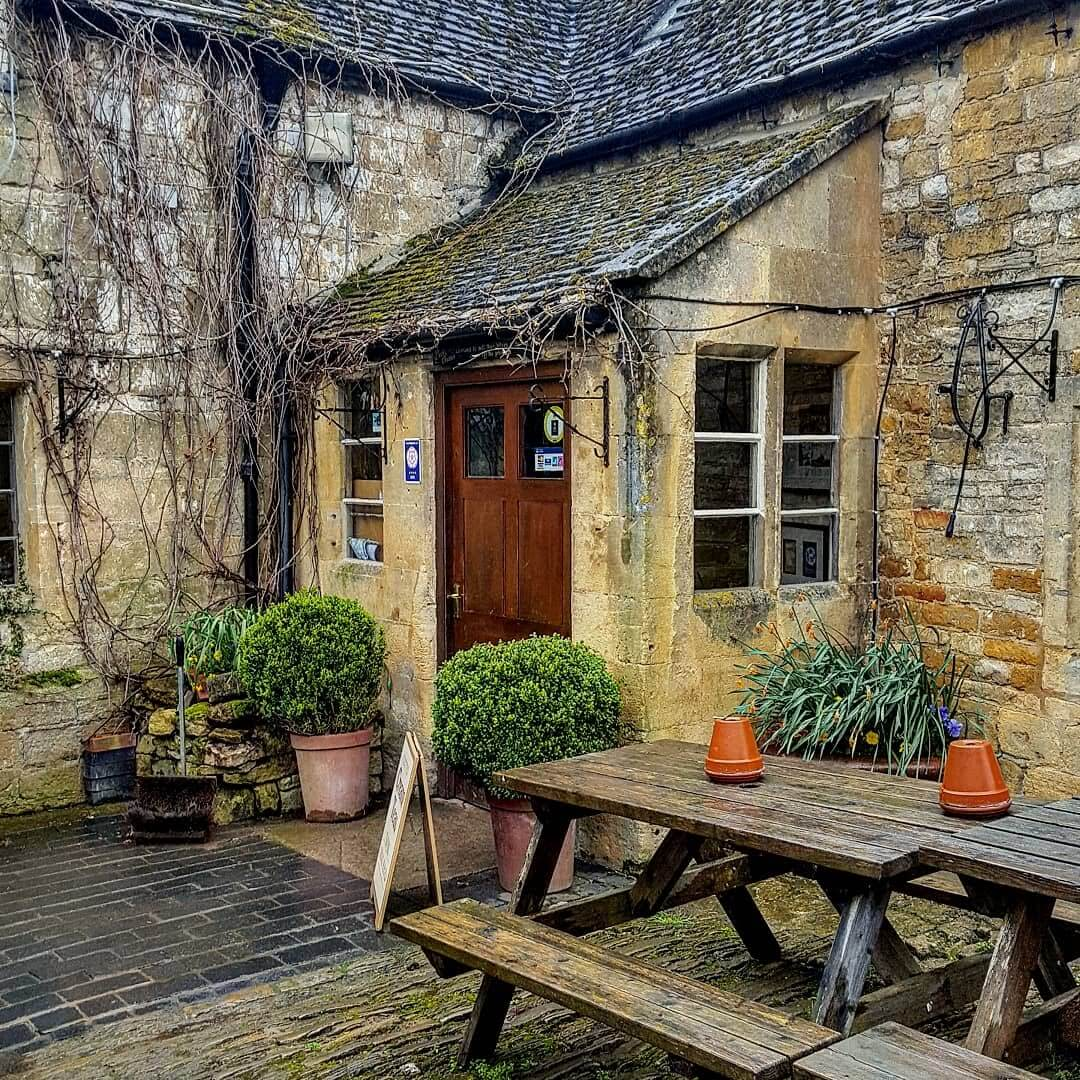 The Plough at Ford, The Cotswolds