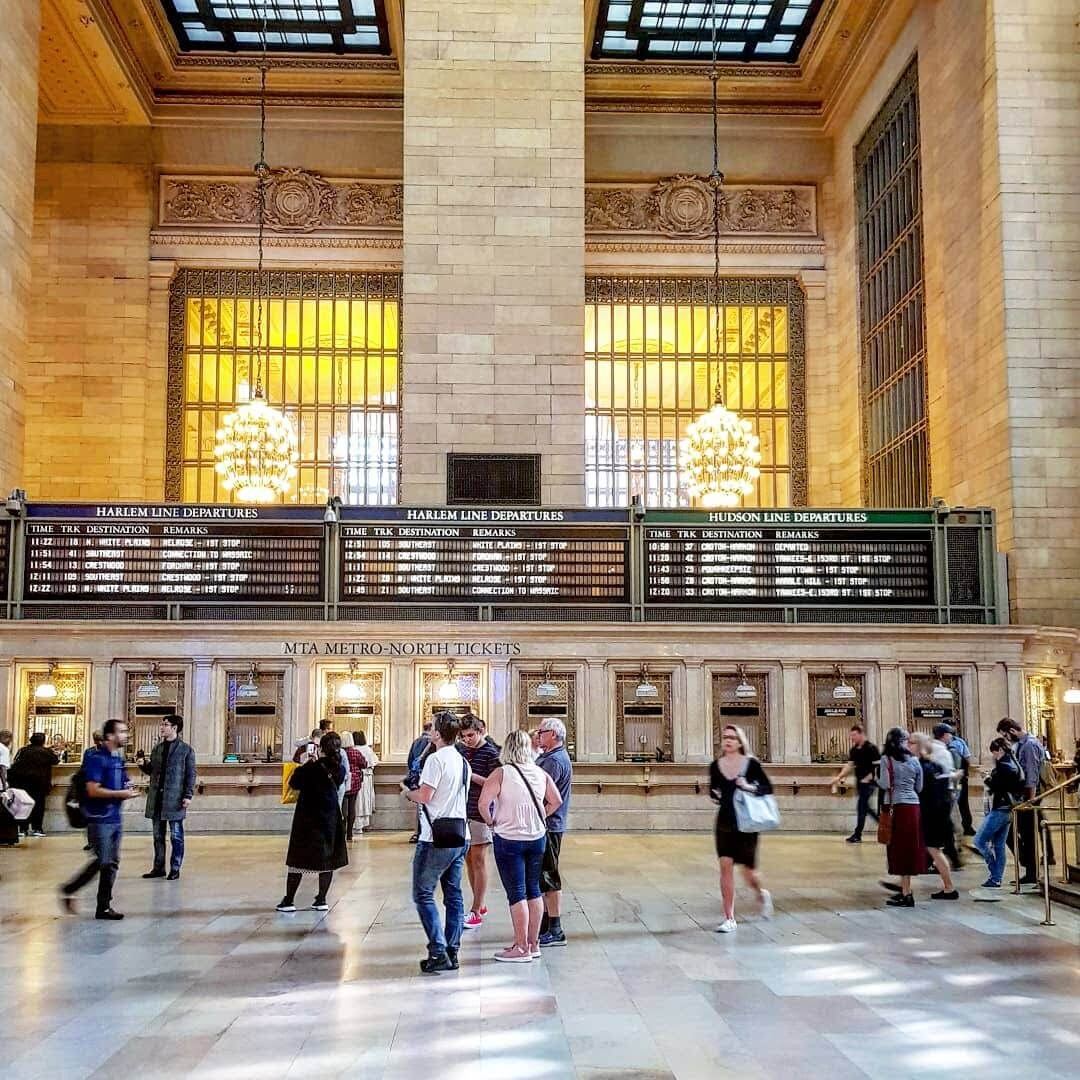 New York, Grand Central Station