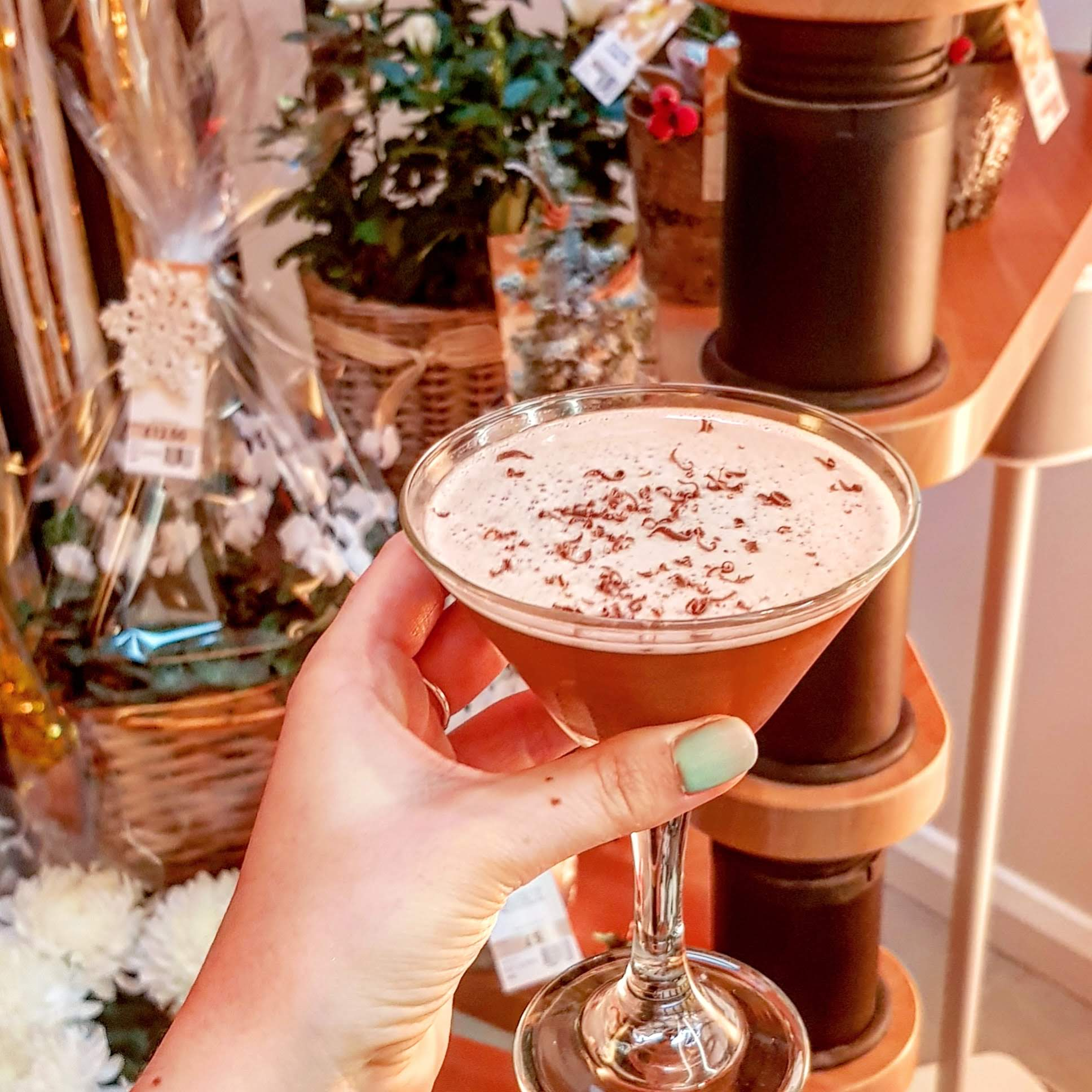 best christmas food 2018 - espresso martini