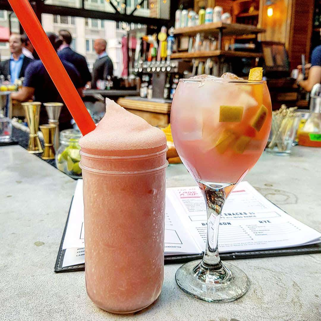 New York Drinks Edit - Refinery Rooftop