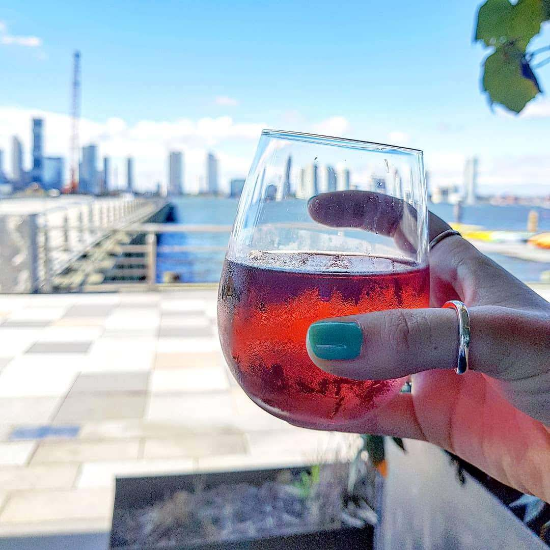 New York Drinks Edit - City Vineyard