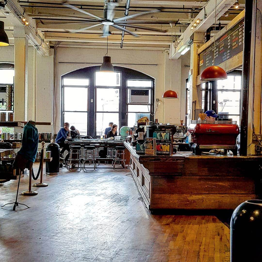 New York Drinks Edit - Brooklyn Roasting Company