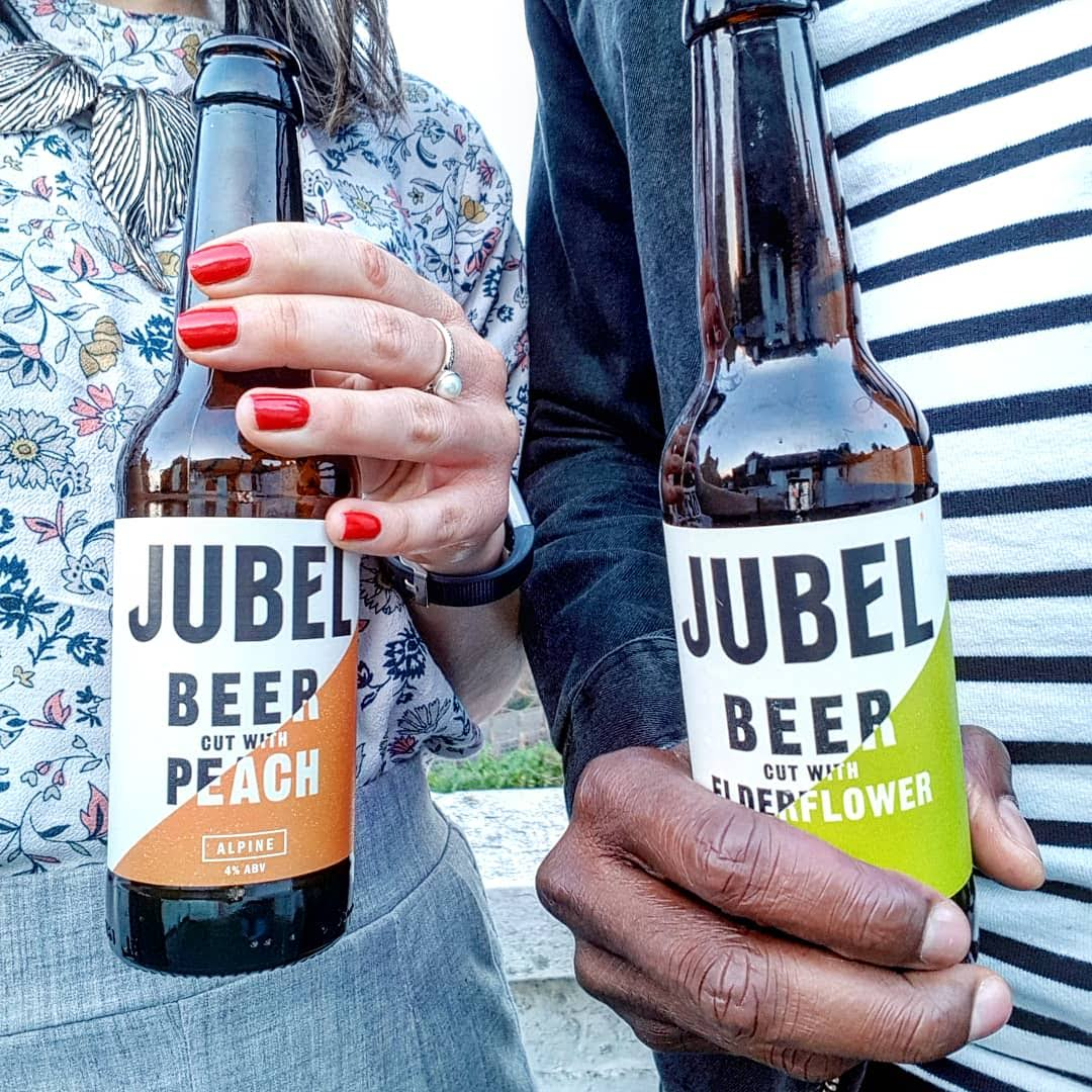 Foodie Monthly - January and February; Jubel beer