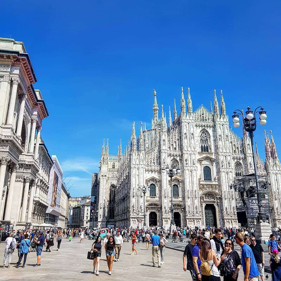 A weekend in Milan