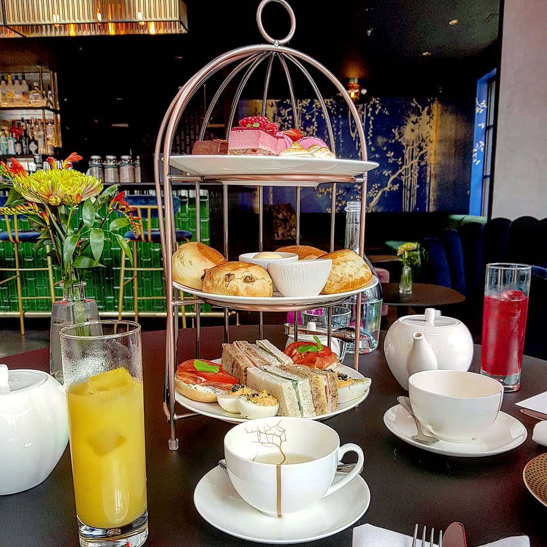 The Green Room Afternoon Tea (5)
