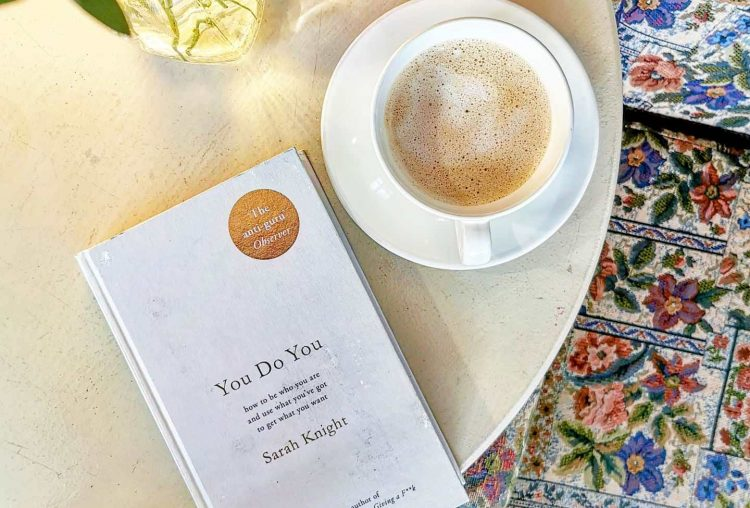 "Lifestyle|| ""You Do You"" by Sarah Knight – Book Review"