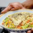 Recipe|| Lemon, Dill & Black Pepper Baked Cod